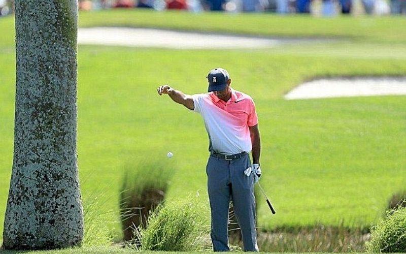 Khoảng cách thả bóng đã được quy định lại trong luật golf 2021