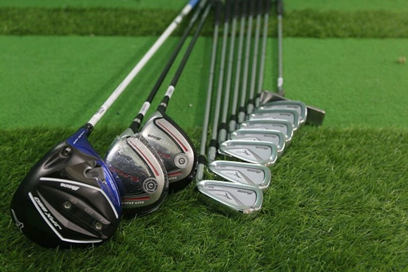 Bộ gậy Fullset Mizuno MP66 được giới golfer đánh giá cao