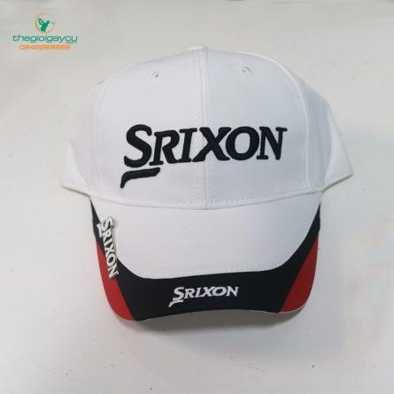 Mũ golf Srixon màu trắng