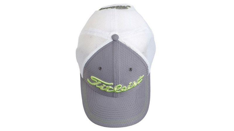 Mũ được golfer sử dụng phổ biến nhờ sự thông thoáng cao