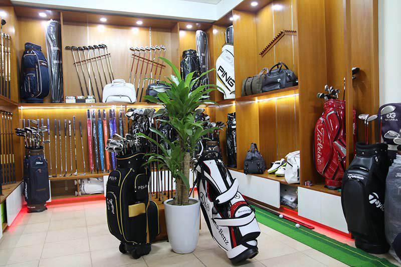 Thế Giới Gậy Cũ tự hào cung cấp phụ kiện golf chất lượng, uy tín