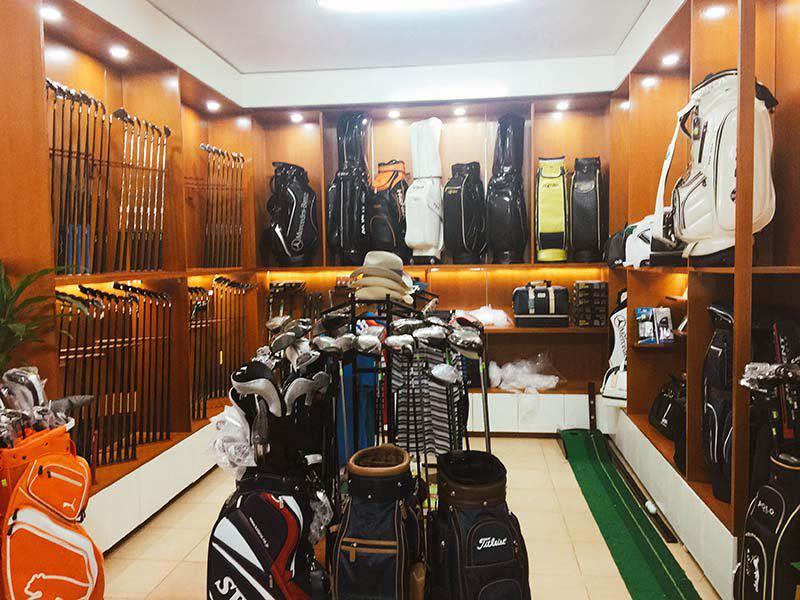Vietnam Golf Shop cũng được nhiều người đánh giá cao
