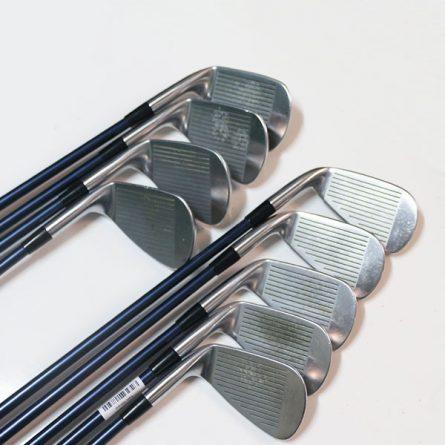 Bộ gậy Mizuno MX25 irons còn rất mới, hứa hẹn mang lại trải nghiệm tuyệt vời dành cho golfer yêu thích thương hiệu này.