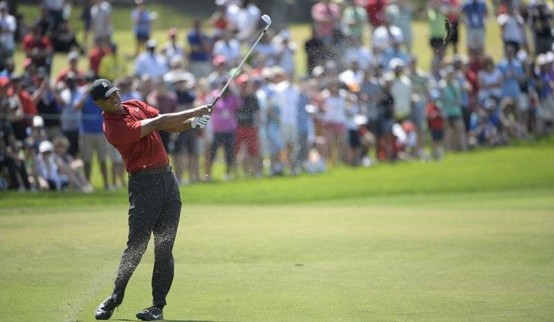 Tiger Woods thi đấu tại giải PGA Tour 2018