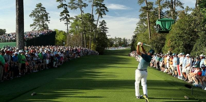 The Masters sẽ diễn ra tại Augusta National Golf Club ở Augusta