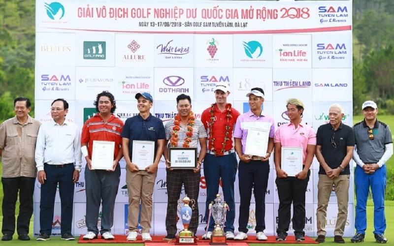 Giải vô địch golf nghiệp dư nam quốc gia mở rộng