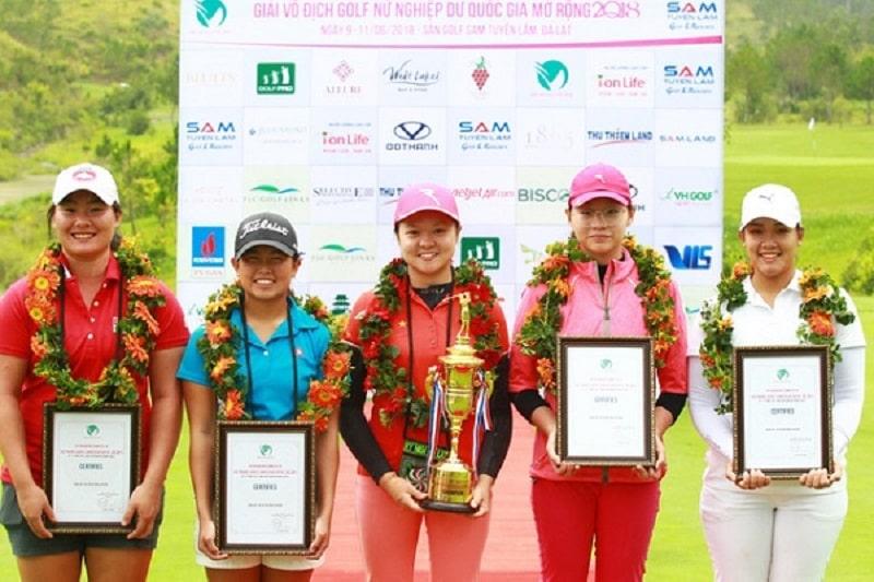 Giải golf vô địch nữ quốc gia mở rộng