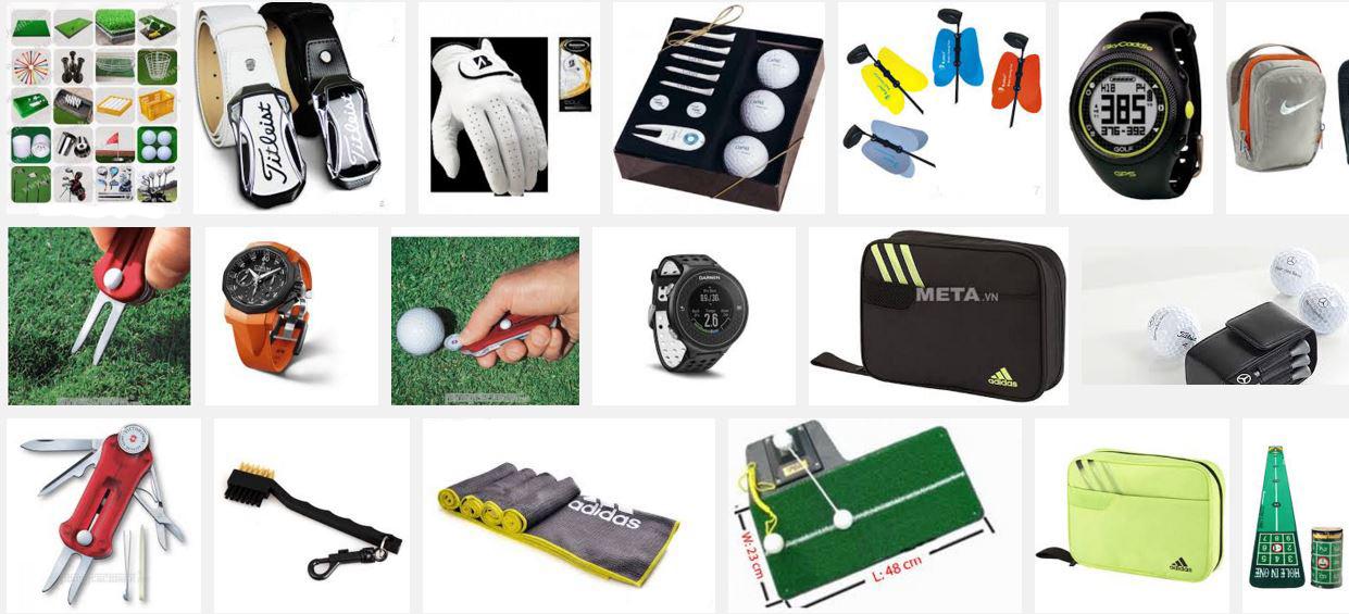 Nên chọn phụ kiện golf thế nào? Đâu là thế giới phụ kiện golf dành cho golfer