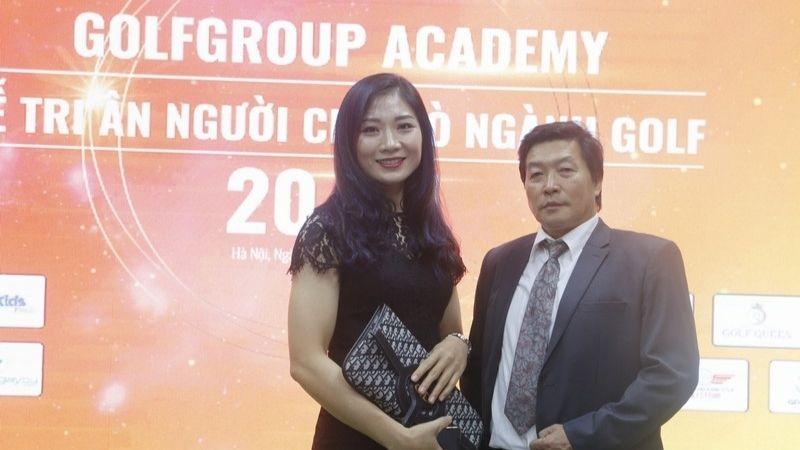 Sự xuất hiện của cựu vận động viên bóng chuyền Phạm Thị Yến