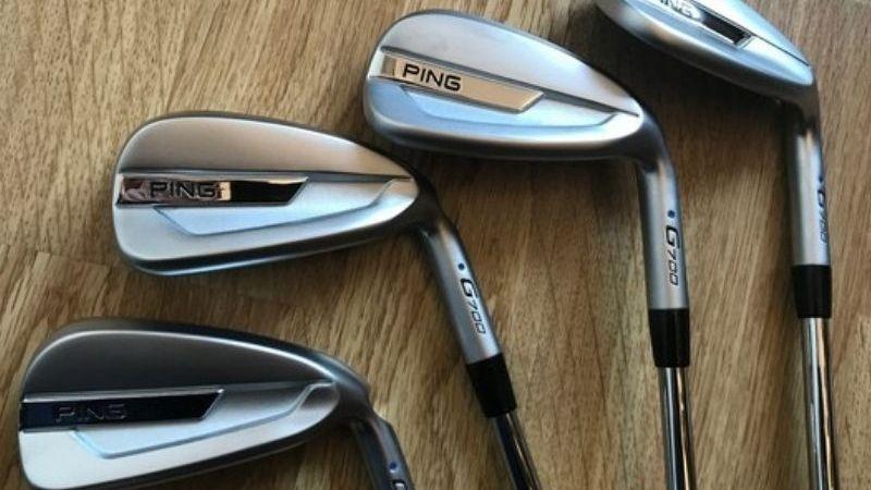 Tìm hiểu về gậy golf Ping G700 và G400