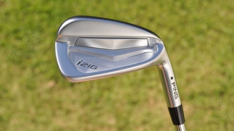 Ping i210 Irons review