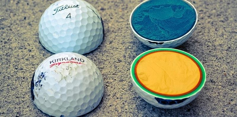 Đường kính bóng golf