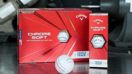Thông tin review bóng golf Callaway Chrome Soft