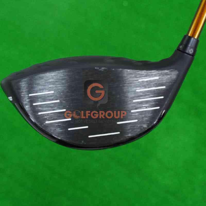 Cận cảnh mặt gậy golf Driver Ping G400
