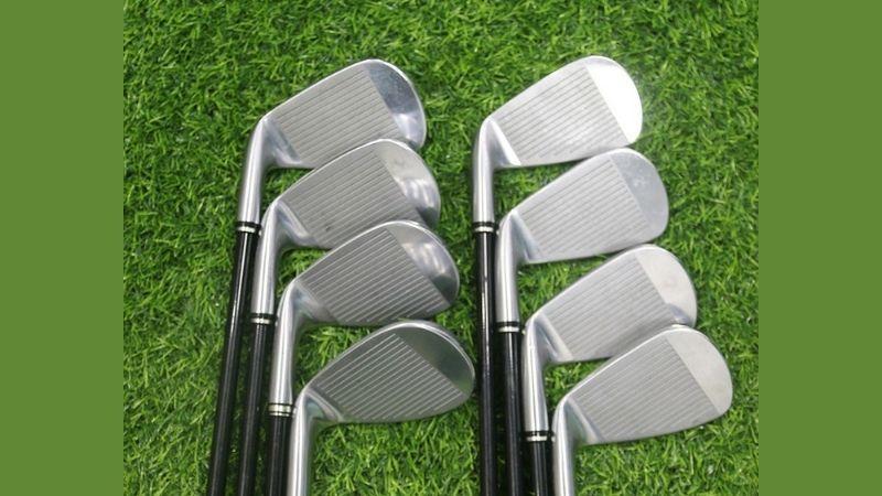 Gậy Forged được nhiều golfer ưa chuộng sử dụng