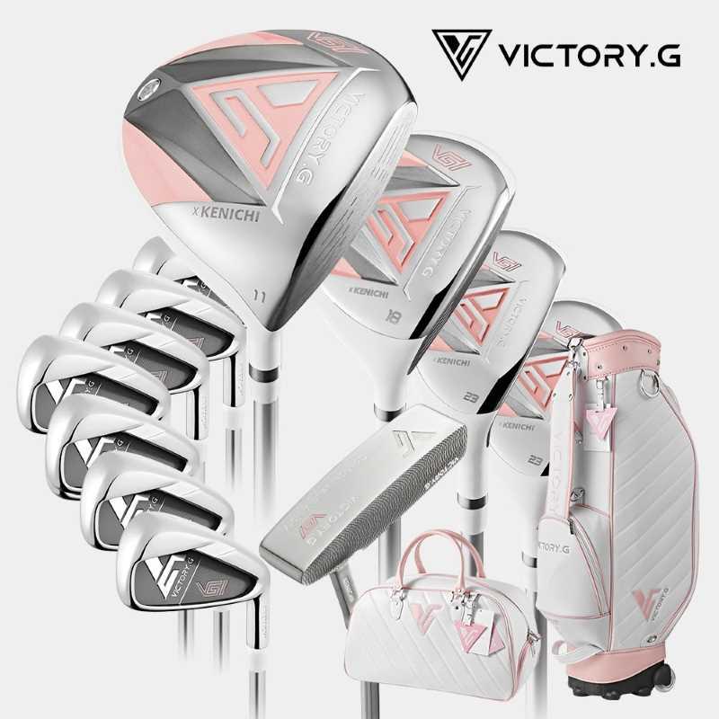 Hình ảnh bộ gậy golf Kenichi Victory.G Lady