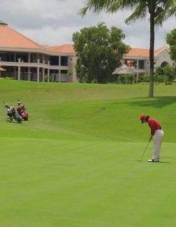 sân golf bình dương