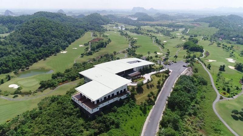 Sân golf Hoàng Gia tại Ninh Bình