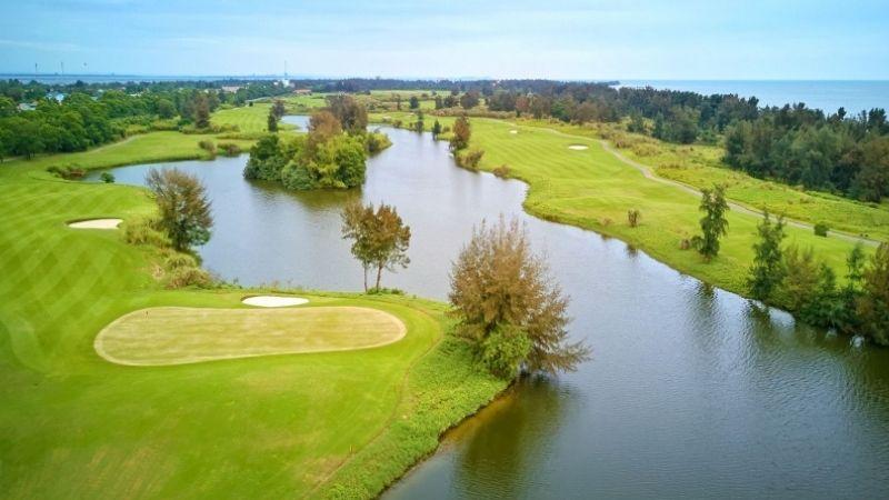 Sân golf Móng Cái đón tiếp lượng lớn golfer mỗi năm