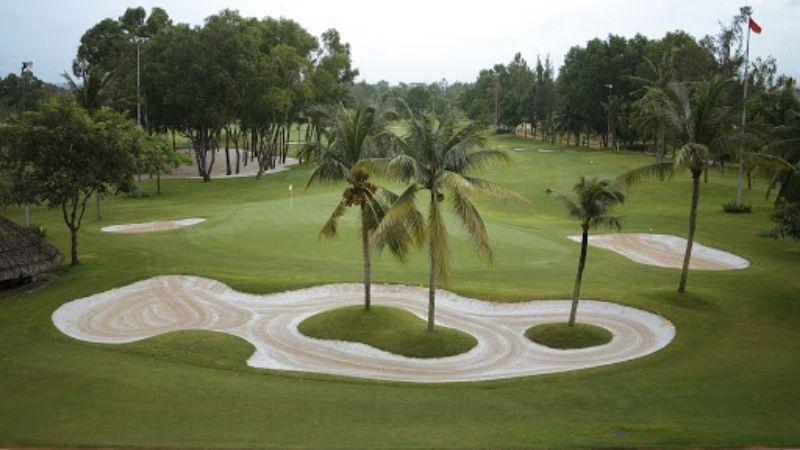 Tìm hiểu về sân golf Sông Bé