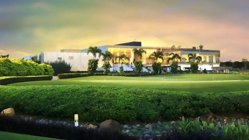 Khám phá sân golf Twin Doves Bình Dương