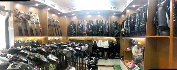 Thế Giới Phụ kiện golf tại số Tầng 1 - Toà nhà Bắc Hà Lucky Building: 30 Phạm Văn Đồng - Cầu Giấy - Hà Nội