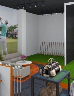 GolfGroup khai trương cơ sở ở miền Nam