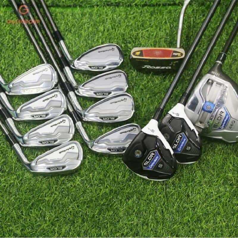 Hình ảnh bộ gậy golf Taylormade Gloire fullset