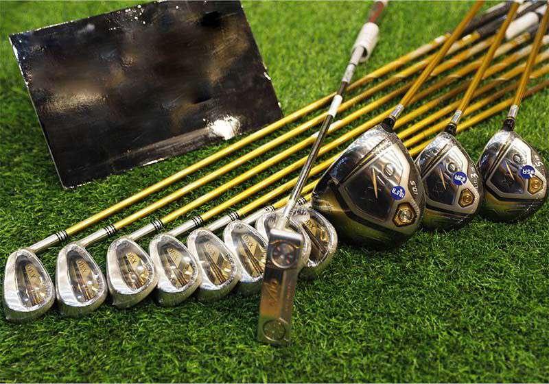 Tìm hiểu về trọng lượng swing gậy golf