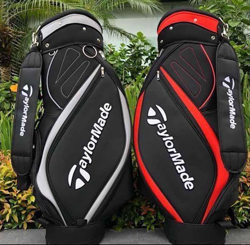 Các sản phẩm túi của Taylormade đều phù hợp với mọi đối tượng chơi golf