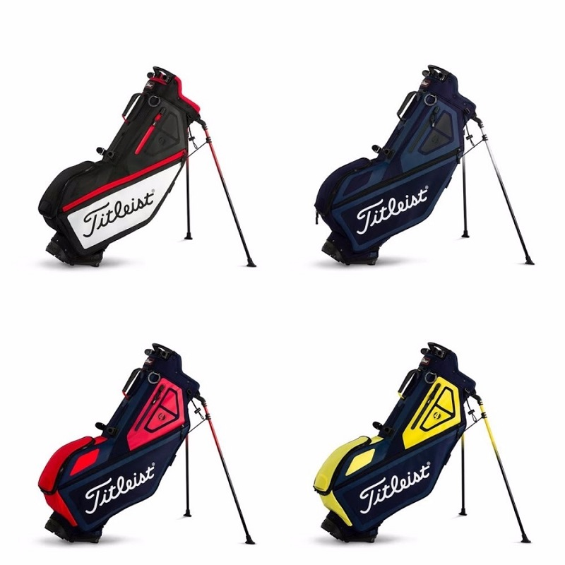 Túi gậy golf Titleist được yêu thích bởi độ nổi tiếng, uy tín và chất lượng tốt