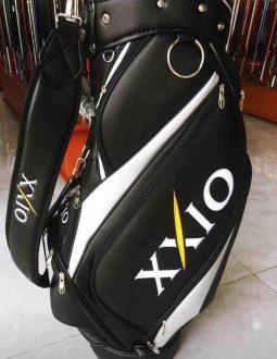Sản phẩm túi gậy golf XXIO da