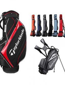 Túi golf Taylormade da PU ấn tượng trên từng sản phẩm