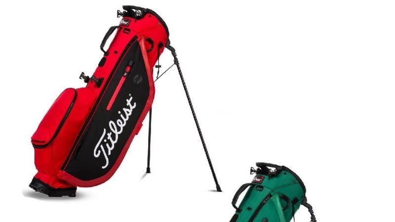 Túi golf hàng không dùng để đựng dụng cụ cần thiết khi golfer di chuyển bằng máy bay