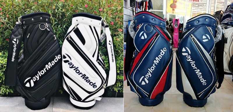 Túi golf TaylorMade Da PU được nhiều người tin dùng
