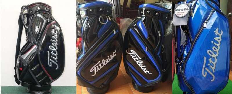 Túi golf Titleist gây ấn tượng từ thiết kế đến tính năng vượt trội