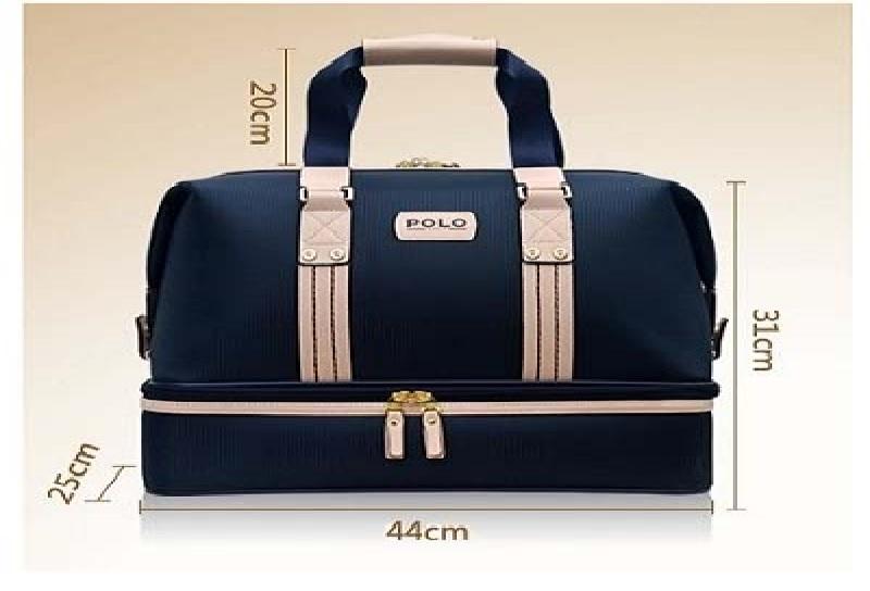 Thiết kế túi với ngăn chứa vô cùng tiện lợi