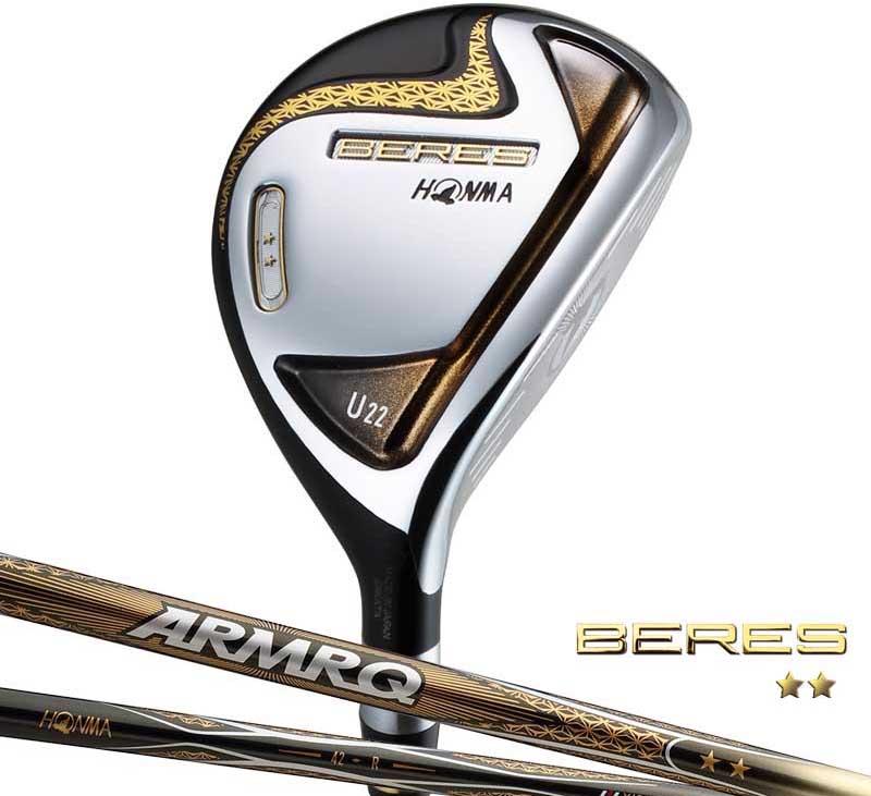 Gậy rescue cũ Honma Beres B-07 là một trong những mẫu gậy golf được rất nhiều người yêu thích