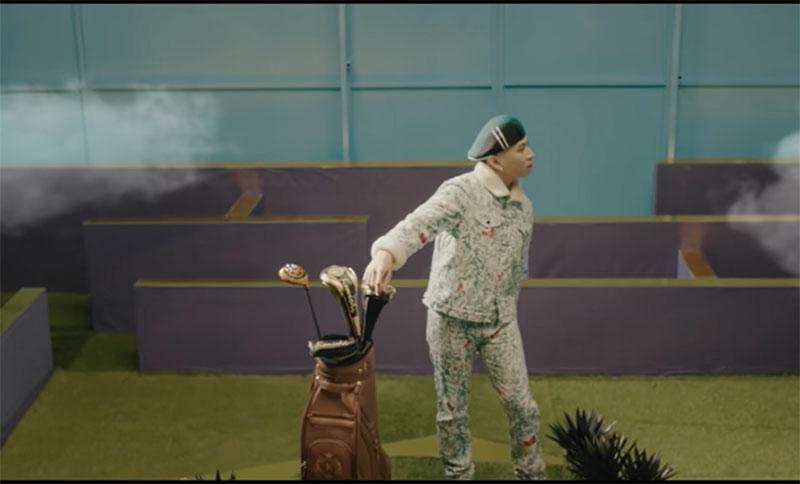 Bộ gậy Kenichi Japan Golf