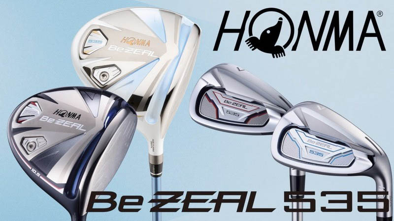 Bộ gậy golf Honma Bezeal