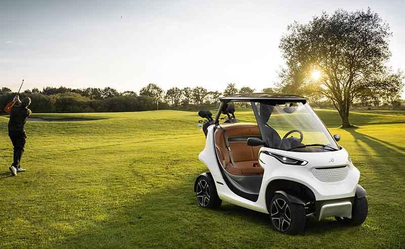 golf cart là gì