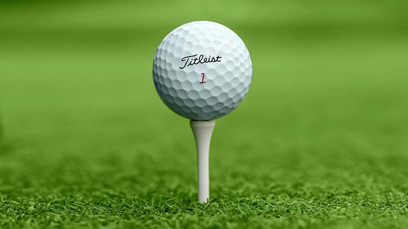 Tee golf - phụ kiện thiết yếu với mỗi golfer