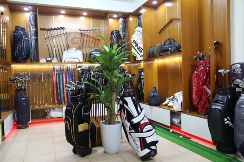 Tại Thế Giới Gậy Cũ có đầy đủ các loại gậy golf của Honma và của các thương hiệu nổi tiếng khác
