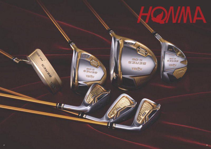 Khách hàng nên kiểm tra kỹ lượng gậy golf Honma cũ trước khi mua