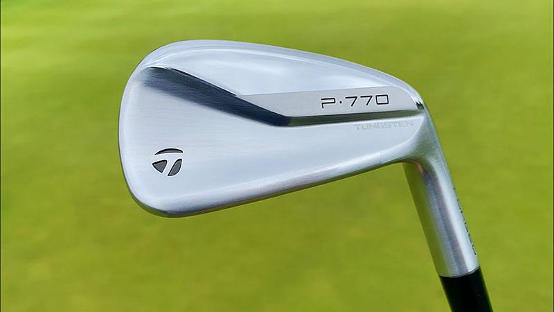 """Bộ gậy sắt golf TaylorMade P770 được gọi là """"em họ"""" của P790"""