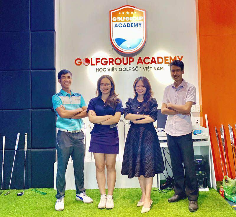 GGA được đánh giá là học viện dạy học đánh golf số 1 Việt Nam