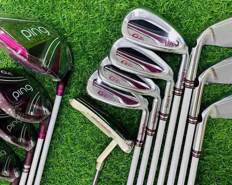 Ping Gle2 có khả năng giúp các golfer nữ làm chủ sân golf mà không cần tốn nhiều sức lực