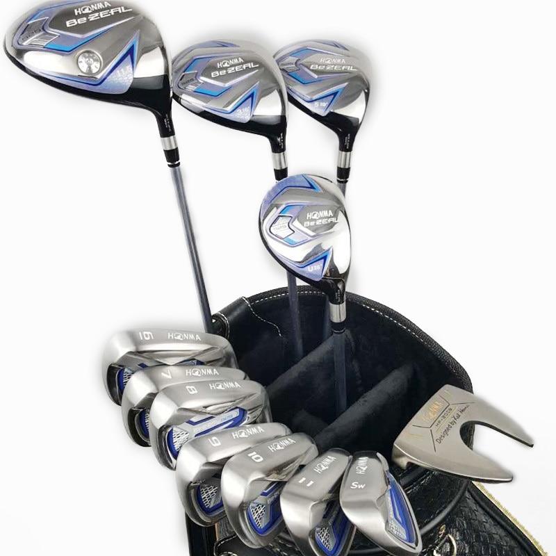 Dòng gậy golf Honma Bezeal vô cùng nổi bật với thiết kế mạnh mẽ, phóng khoáng.