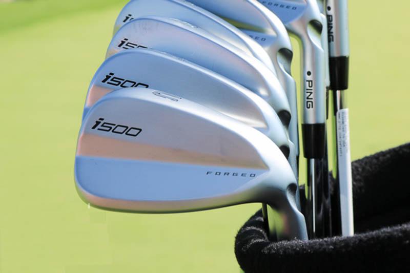 Ping I500 ra đời đáp ứng được hầu hết những yêu cầu của golfer
