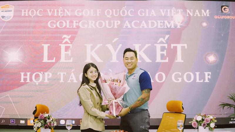 Địa chỉ dạy học đánh golf